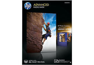 HP Q8696A Advanced fotopapier 13 x 18 cm