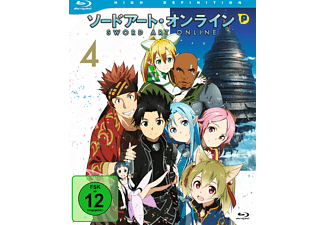Sword Art Online Vol. 4 - (Blu-ray)