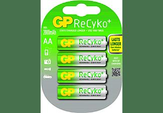 GP Batteries ReCyko+ AA