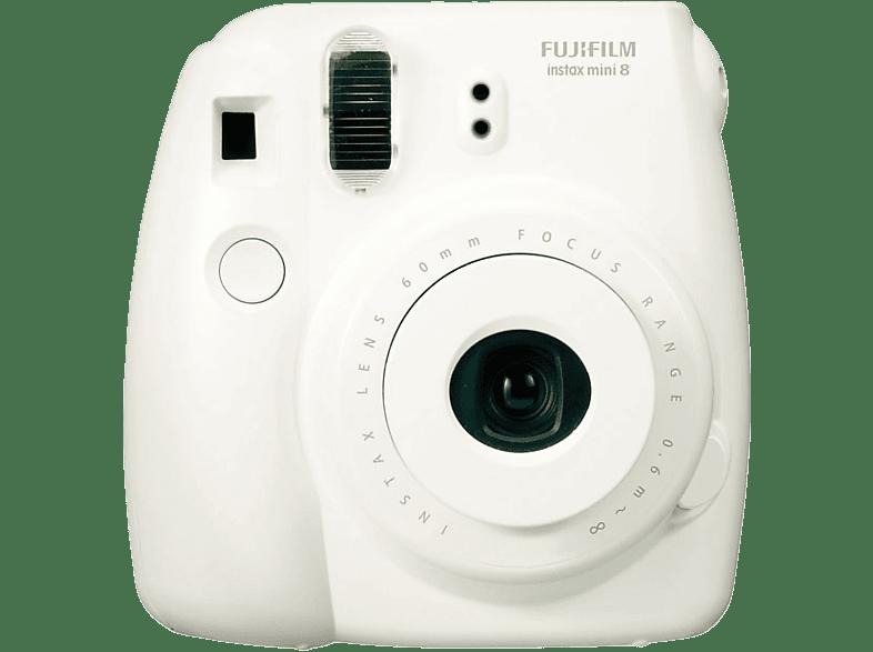 FUJI FILM Instax Mini 8 analóg fényképezőgép fehér