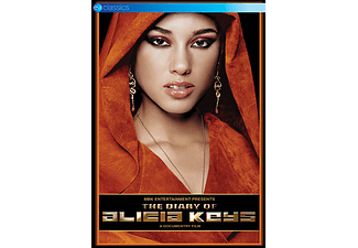 Alicia Keys - The Diary Of Alicia Keys (DVD)