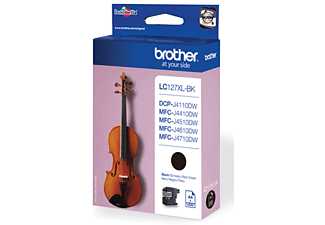 BROTHER LC-127XL-BK Zwart