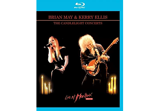 Brian May & Kerry Ellis - The Candlelight Concerts - Live At Montreux 2013 (CD + Blu-ray)