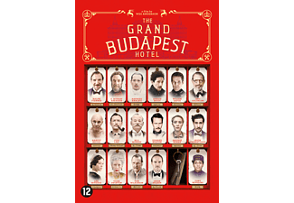 The Grand Budapest Hotel | DVD