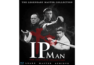 IP Man - The Complete Collection | Blu-ray
