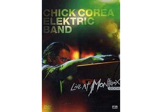 Chick Corea's Elektric Band - Live At Montreux 2004 (DVD)