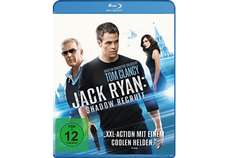 Jack Ryan - Shadow Recruit [Blu-ray]