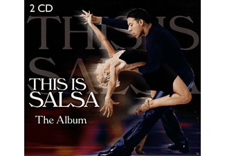 Various - The Album - This Is Salsa [CD]