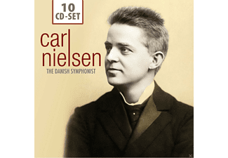 Carl August Nielsen - Carl Nielsen: The Danish Symphonist [CD]