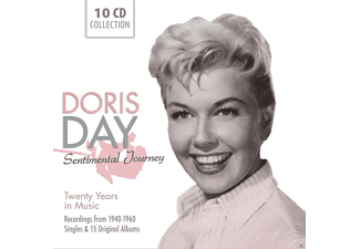 Doris Day - Sentimental Journey - (CD)