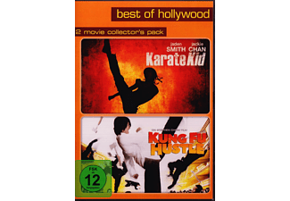 Kung Fu Hustle / Karate Kid (Best Of Hollywood) - (DVD)
