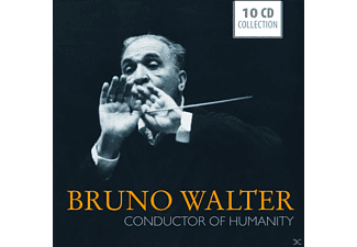 Walter Bruno - Conductor Of Humanity - (CD)
