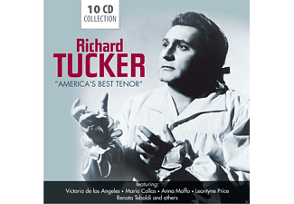 Richard Tucker, Various Orchestras - Richard Tucker: America's Best Tenor [CD]