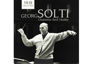 Georg Solti - Charisma And Vitality - (CD)