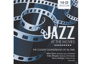 VARIOUS - Jazz At The Movies [CD]