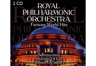 Royal Philharmonic Orchestra - Royal Philharmonic Orchestra: Famous World Hits [CD]