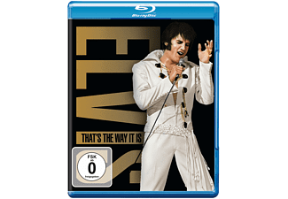 Elvis - That's the Way It Is [Blu-ray]
