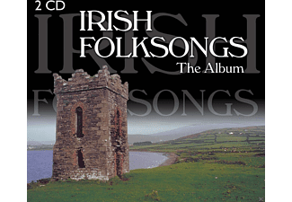 The Shamrock Singers - Irish Folksongs / The Album (Doppel-Cd) [CD]
