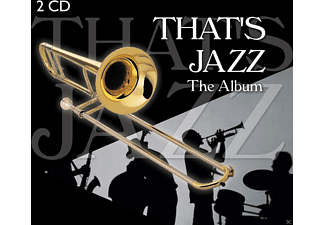VARIOUS - That's Jazz - (CD)