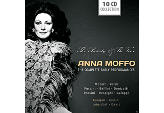 Anna Moffo - Anna Moffo-The Complete Early Performances [Box-Set] - (CD)