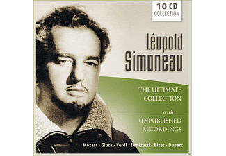 Leopold Simoneau - Léopold Simoneau - The Ultimate Collection - (CD)