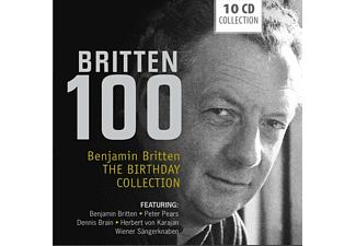 VARIOUS - Benjamin Britten-Britten 100 Birthday Collection [CD]