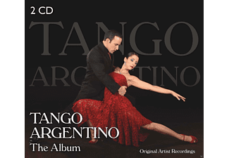 Carlos Ravel, Astor Piazzolla - Tango Argentino-The Album [CD]