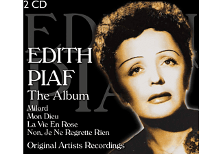 Edith Piaf - The Album [CD]