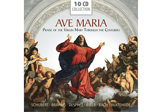 VARIOUS - Ave Maria - Praise Of The Virgin Mary Through The Centuries - (CD)