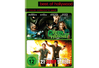 21 JUMP STREET/THE GREEN HORNET [DVD]