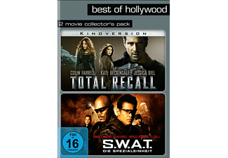 Total Recall / S.W.A.T. - Die Spezialeinheit (Best Of Hollywood) - (DVD)