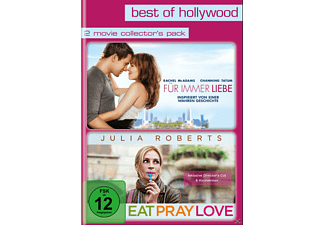 Für immer Liebe / Eat, Pray, Love (Best Of Hollywood) - (DVD)