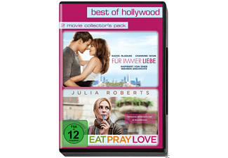 Für immer Liebe / Eat, Pray, Love (Best Of Hollywood) [DVD]