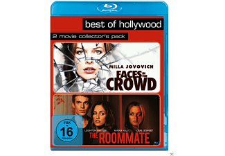 The Roommate / Faces in the Crowd (Best Of Hollywood) - (Blu-ray)