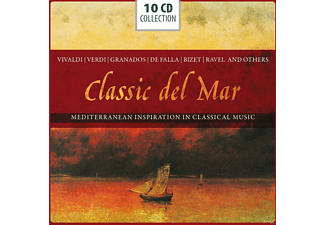 VARIOUS - Classic Del Mar - Mediterranean Inspiration In Classical Music - (CD)