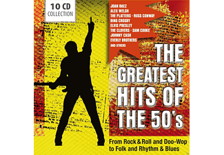 VARIOUS - The Greatest Hits Of The 50's - (CD)