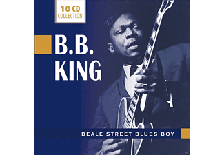 B.B. King - Beale Street Blues Boy [CD]