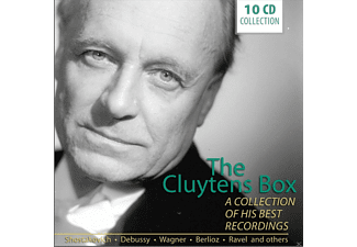 Cluytens Andre - The Cluytens Box / Collection Of His Best Recordings [CD]
