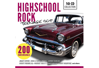 VARIOUS - Highschool Rock - Teenage Bop [CD]