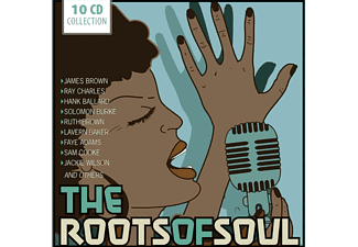 VARIOUS - The Roots Of Soul - (CD)