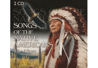 VARIOUS - Songs of the Native Americans [CD]