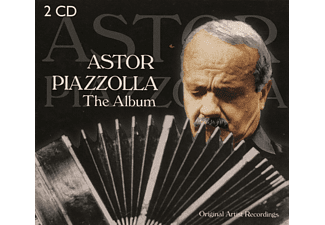 Astor Piazzolla - The Album [CD]
