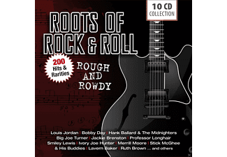 VARIOUS - Roots Of Rock & Roll-Rough And Rowdy [CD]