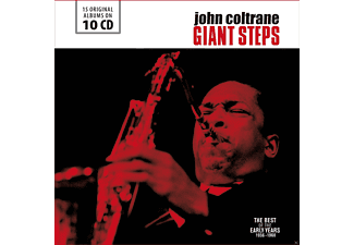 John Coltrane - Giant Steps-The Best Of The Early Years [CD]