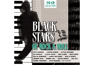 VARIOUS - Black Stars Of Rock & Roll [CD]