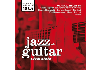 Various - Ultimate Jazz Guitar Collection Vol.1 [CD]