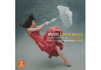VARIOUS - Music For A While-Improvisations On Purcell - (CD)