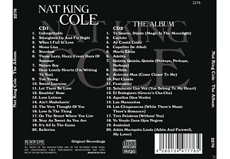 Nat King Cole - Nat King Cole-The Album [CD]