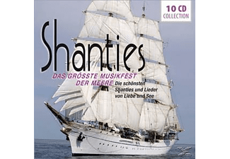 Various - Shanties [CD]