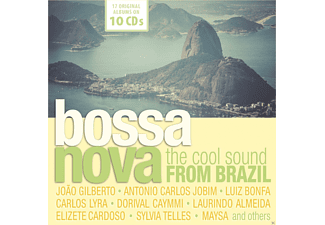 VARIOUS - Bossa Nova - The Cool Sound from Brazil [CD]